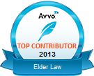 Top Legal Contributor 2013